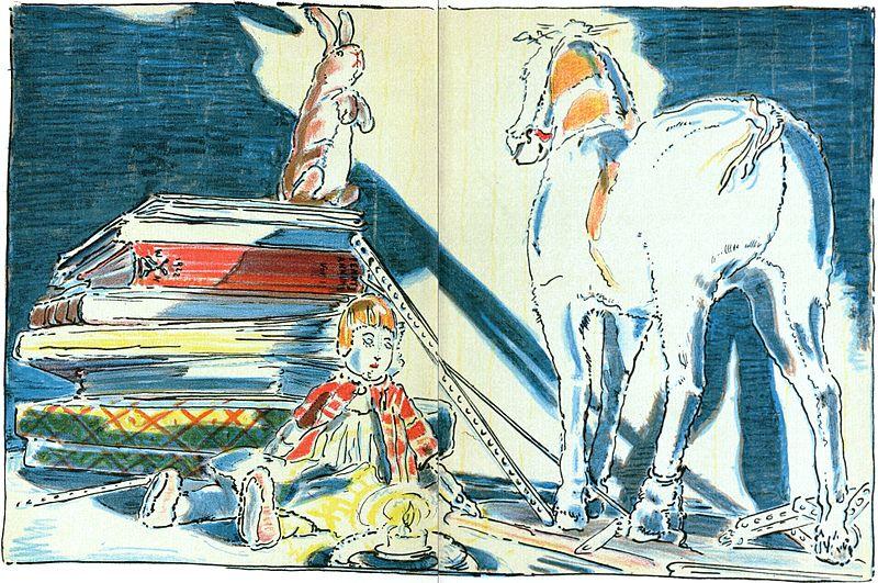 Illustration: William Nicholson