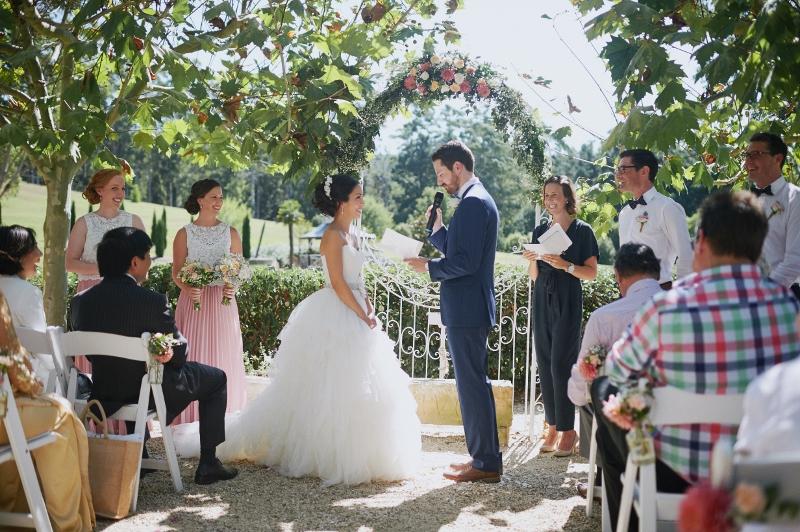 Cam reading vows