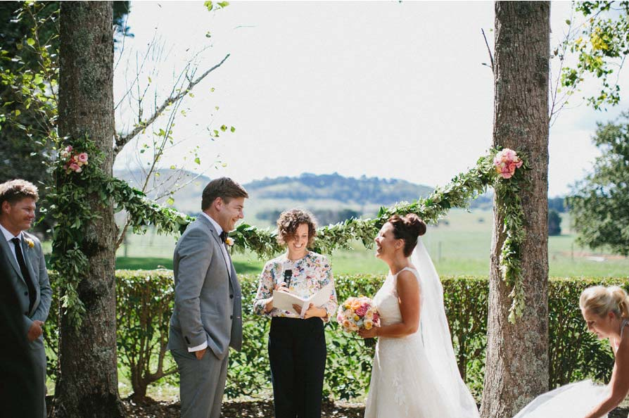 Southern Highlands wedding venue Summerlees Estate - Andrea Calodolce celebrant