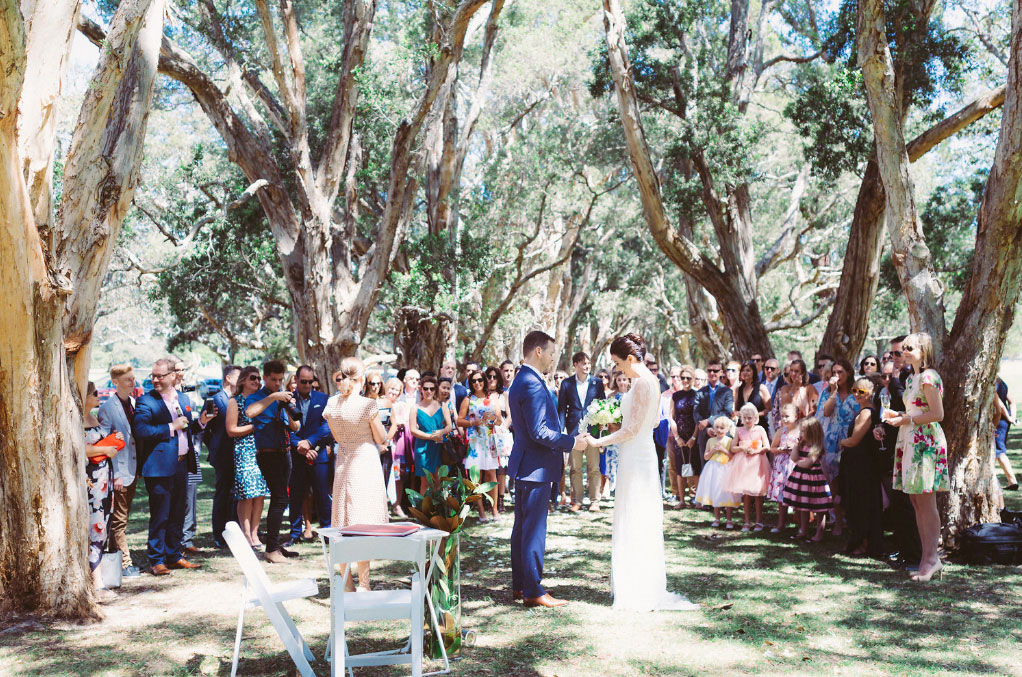 Andrea Calodolce Marriage Celebrant Sydney