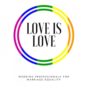 Wedding Professionals for Marriage Equality logo