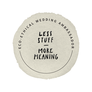 Less Stuff More Meaning logo